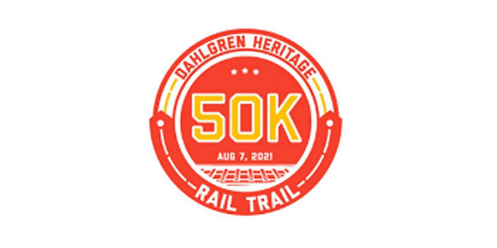 Dahlgren Heritage Railroad Trail 50K