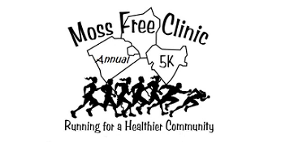 Moss Free Clinic 5K Run/Walk