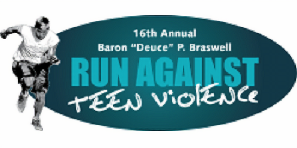 Deuce Braswell 5K & 1 Mile Run Against Teen Violence