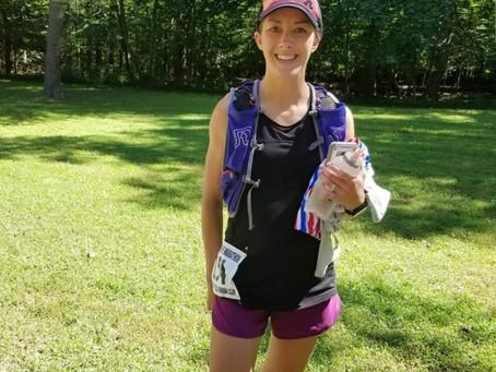 Brandi VanMatre - Runner of the Week February 9, 2020