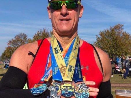 Michael Nall - Runner of the Week February 16, 2020
