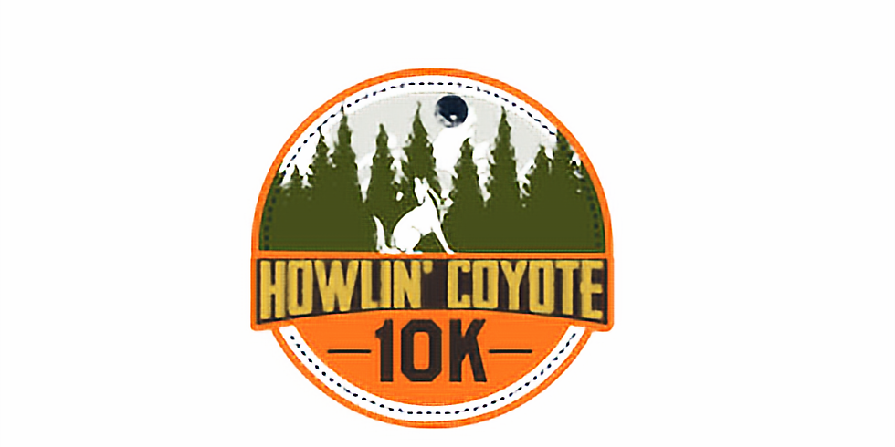 Howlin' Coyote 10K and Wiley Pup Kids Trail Dash