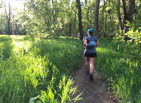 Julie Smith - Runner of the Week March 18, 2020