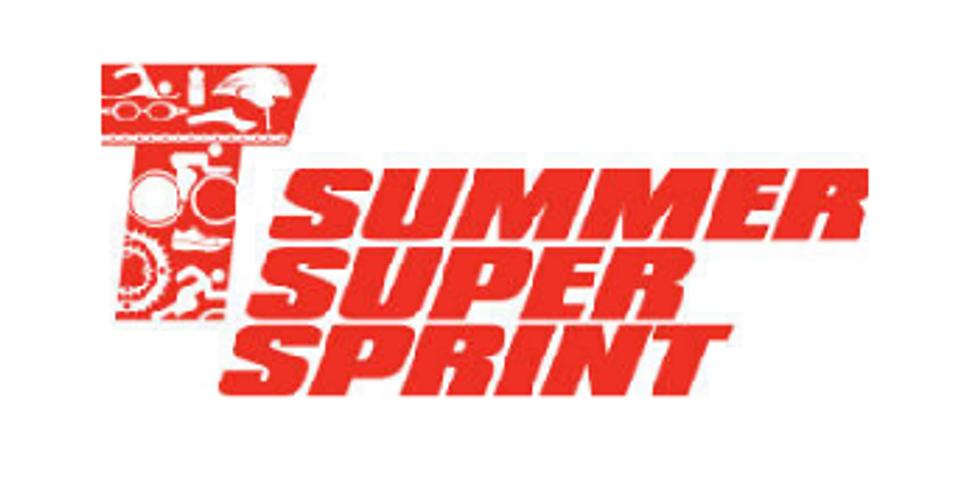 Summer Super Sprint Triathlon