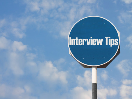 5 Quick Interview Tips