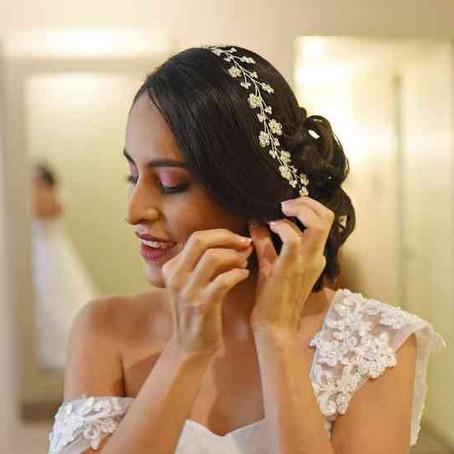 Tendencias de joyas para novias 2021