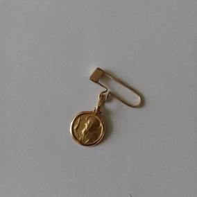 Alfiler para medalla de oro
