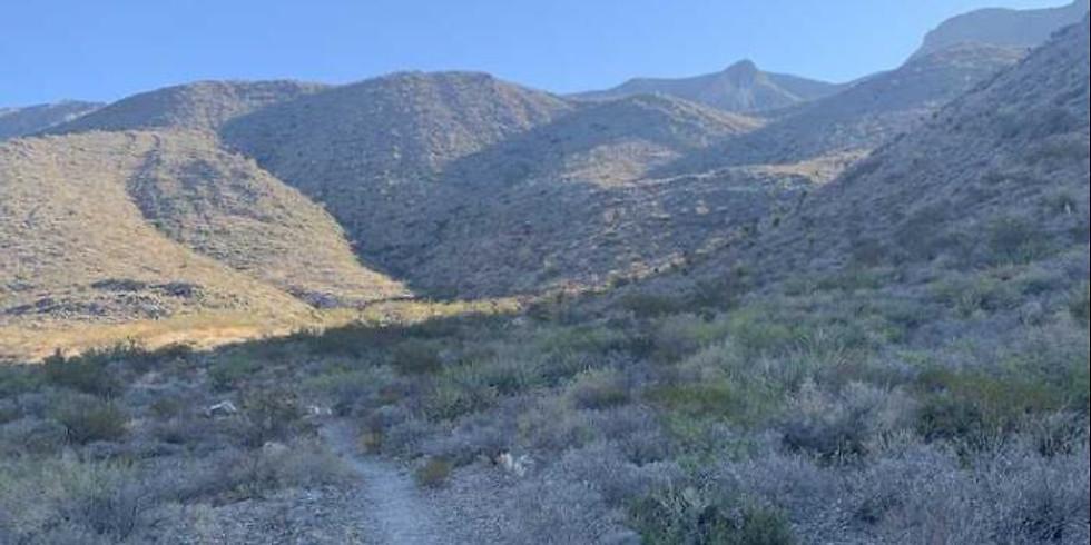 Shaeffer's Shuffle and Lower Sunset Hike