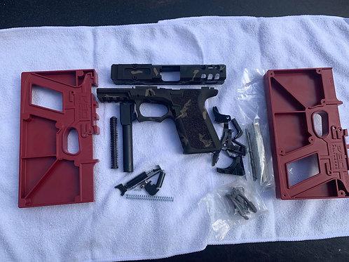 Glock 19 Gen 3 Pistol Kit Cerakote Camo