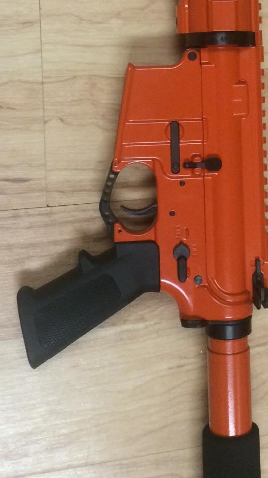 Custom Trigger Guard