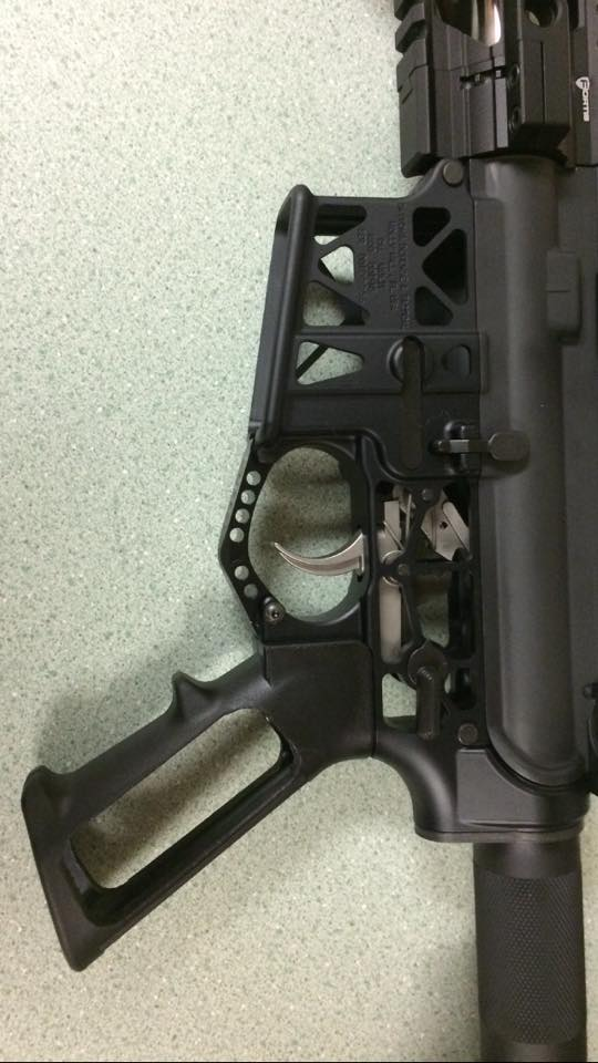 Enhanced Trigger Guard Style