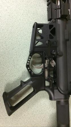 Enhanced Trigger Guard Style