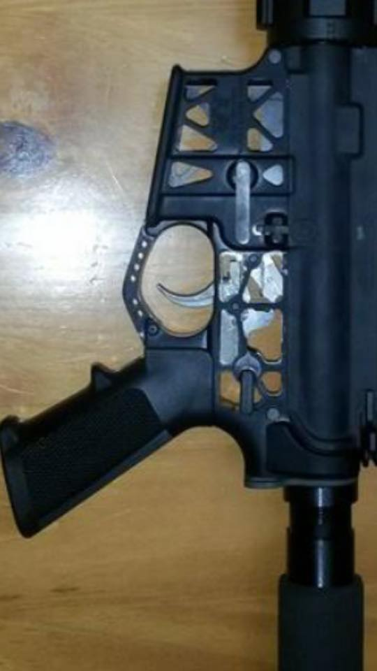 Enhanced Trigger Guard