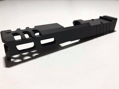 Glock 19 Gen 3 Skeleton SlideBlack