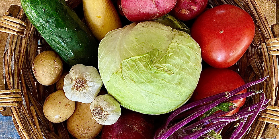 Local Farm Box - Pick Up FRIDAY 7/3 or SATURDAY 7/4 ONLY - Special Hours!
