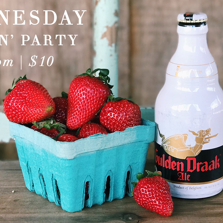 Strawberry Pickin' Party Finale!