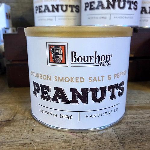 BBF Bourbon Smoked Peanuts