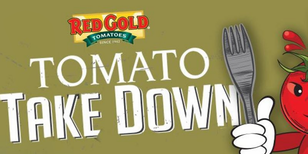 Red Gold Tomato Takedown / World Food Championship Qualifier 2018