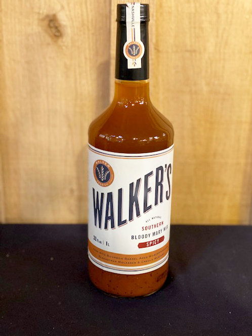 Walker's - SPICY Bloody Mary Mix