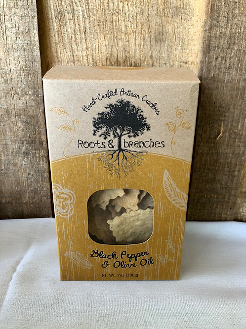 Roots & Branches Crackers -Assorted Flavors