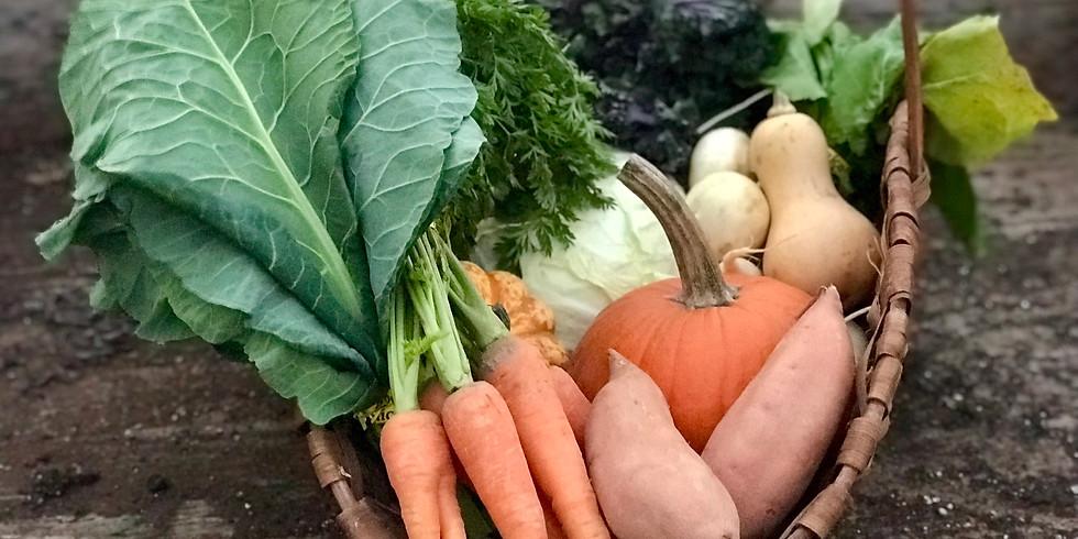 Local Farm Box - Pickup Saturday 12/1 OR Sunday 12/2