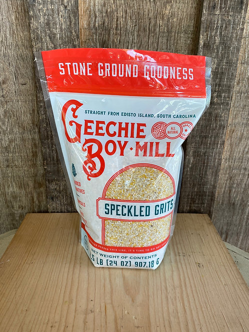 Geechie Boy Mill Speckled Grits