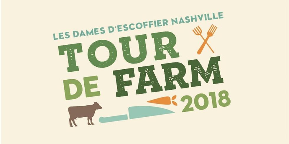 Tour de Farm 2018