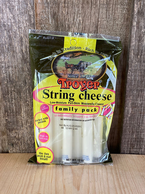 Troyer String Cheese Sticks