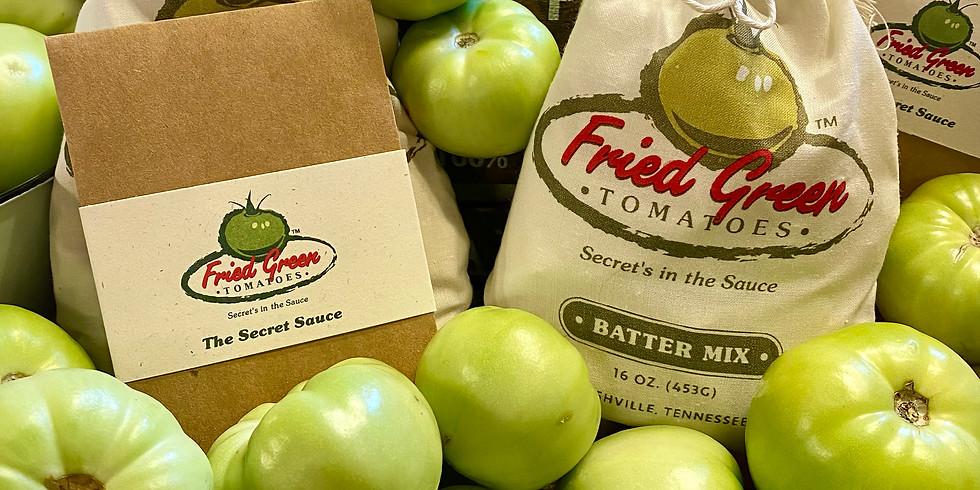 Fried Green Tomato Box