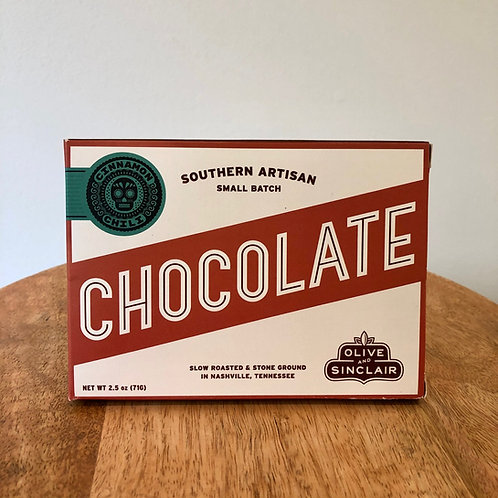 Olive & Sinclair Chocolate Bars - Assorted Flavors