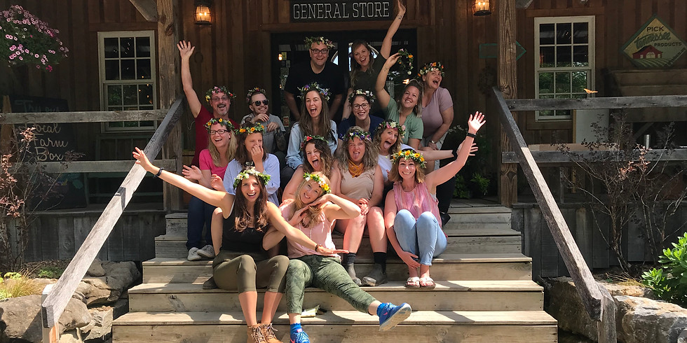 Flower Crown Party!