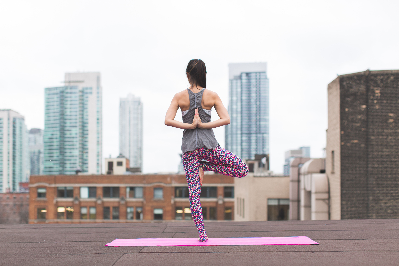 Yoga Basics Class