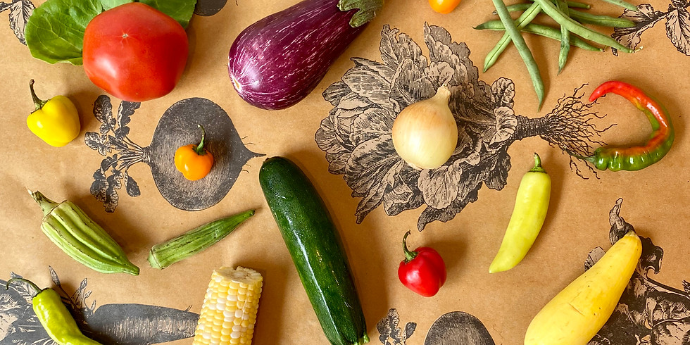 Sold Out! Local Farm Box - Pick Up Saturday 8/29 or Sunday 8/30