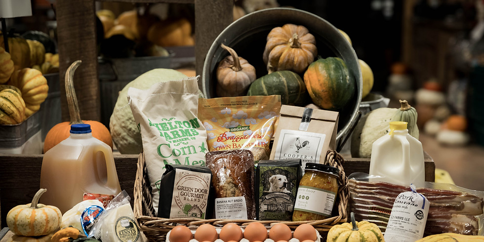 *SPECIAL* Thanksgiving Box AND/OR Local Farm Box