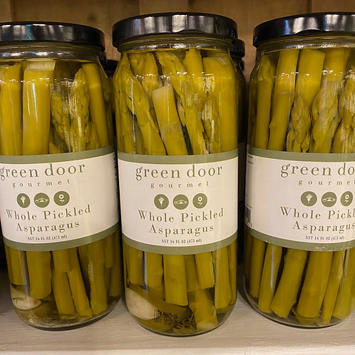 GDG Whole Pickled Asparagus