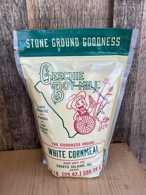Geechie Boy Mill White Cornmeal