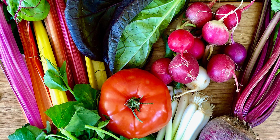 SOLD OUT! Taste of Spring Local Farm Box - Pick Up Saturday 4/18 or Sunday 4/19