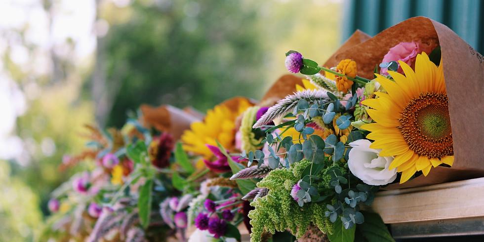 Pick Your Own Floral Bouquet!