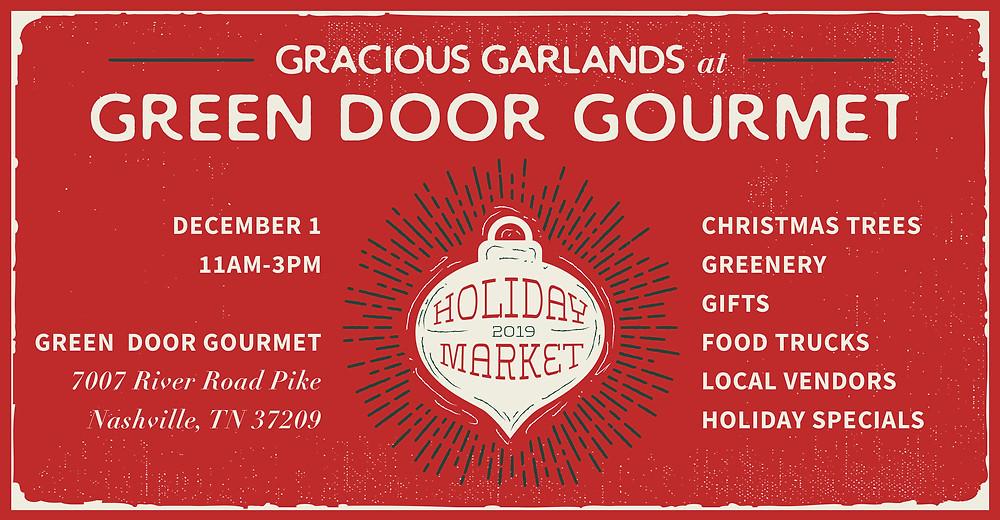 Green Door Gourmet Holiday
