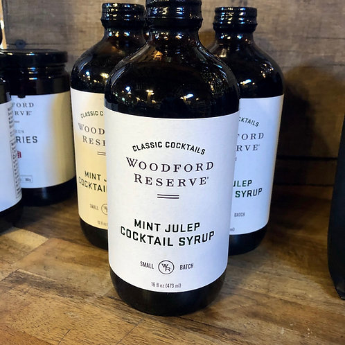 Woodford Reserve Mint Julep Cocktail Syrup