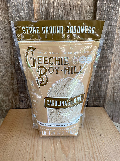 Geechie Boy Mill Carolina Gold Rice