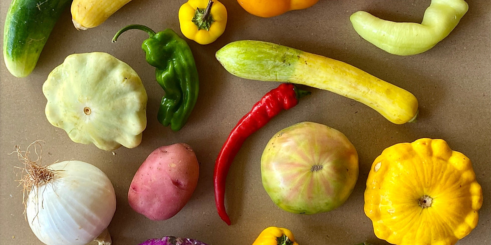 Sold Out! Local Farm Box - Pick Up Saturday 8/8 or Sunday 8/9