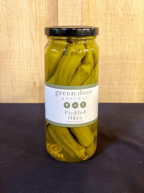 GDG Pickled Okra