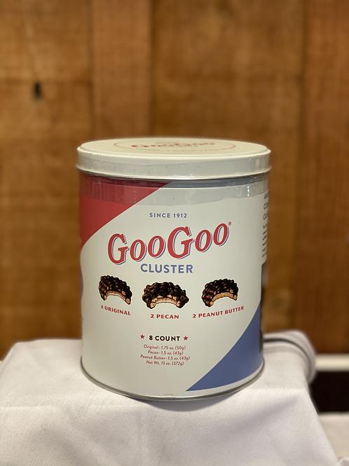 Goo Goo Cluster Tin