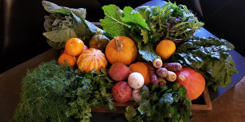 Winter Local Farm Box - 1/25-26 - Saturday - Sunday