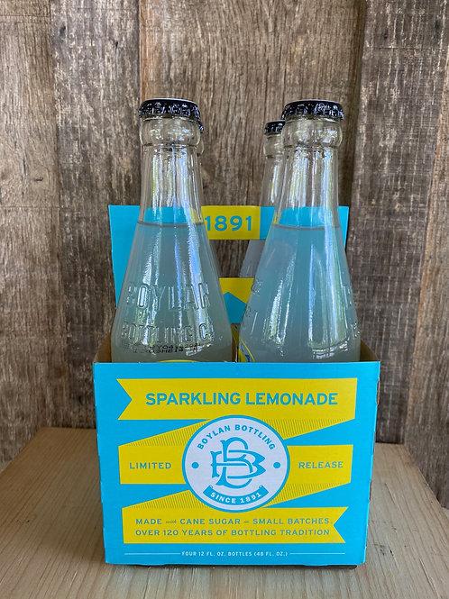 Boylan's Sparkling Lemonade - 4pk