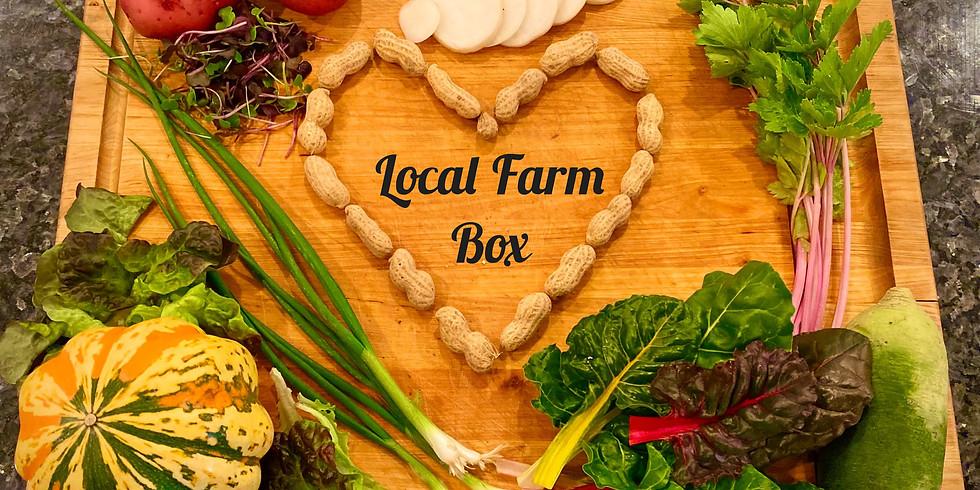 Local Farm Box - Pickup Saturday 2/13 ONLY!