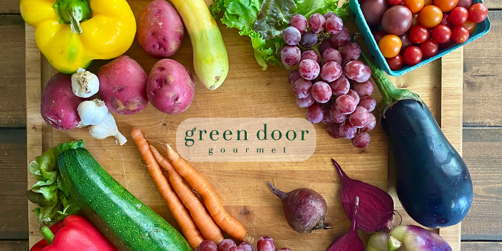 Sold Out! Local Farm Box Pick Up Saturday 7/31 & Sunday 8/1