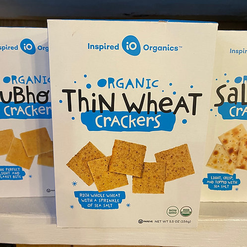 Inspired Organic Crackers - Assorted Variety