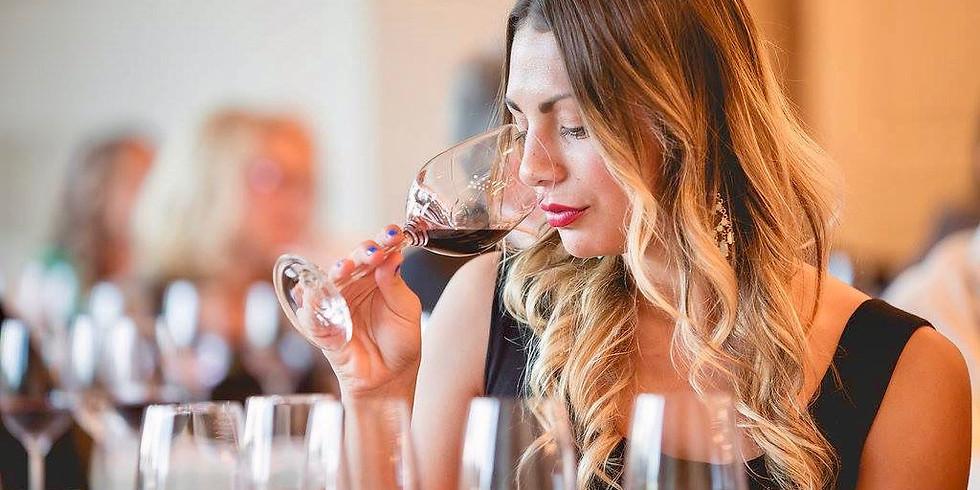 Jackson Family Wines Pairing Dinner with Alicia Mertz